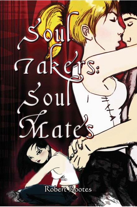 Preview Soul Takers: Soul Mates